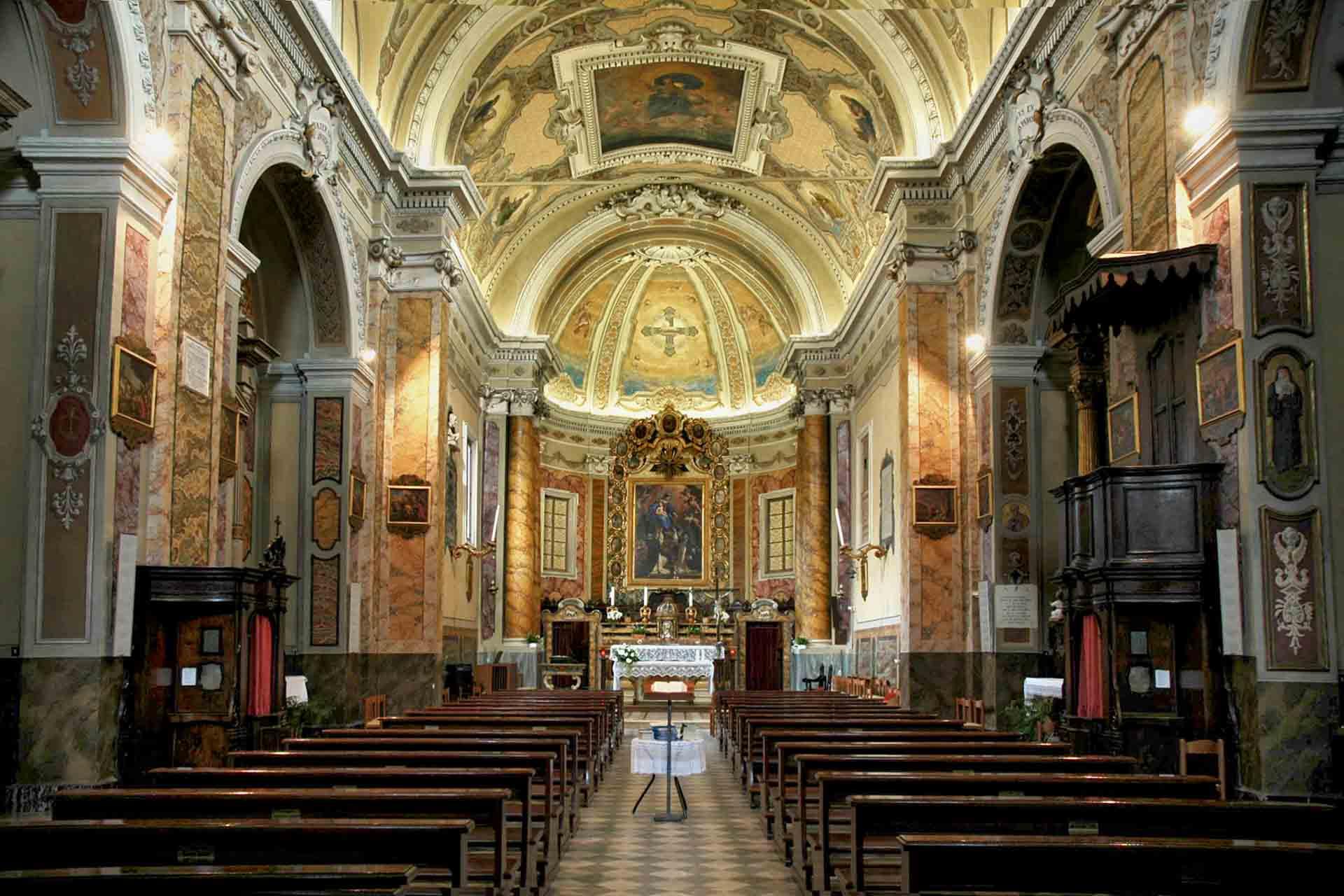 Chiesa San Marco – © Sauro Strappato