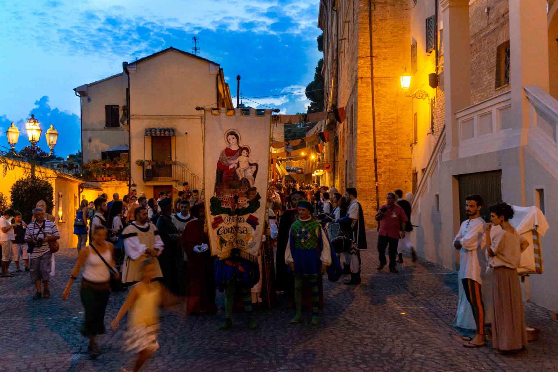 Offagna Feste Medievali 2015 © Sauro Strappato (3)