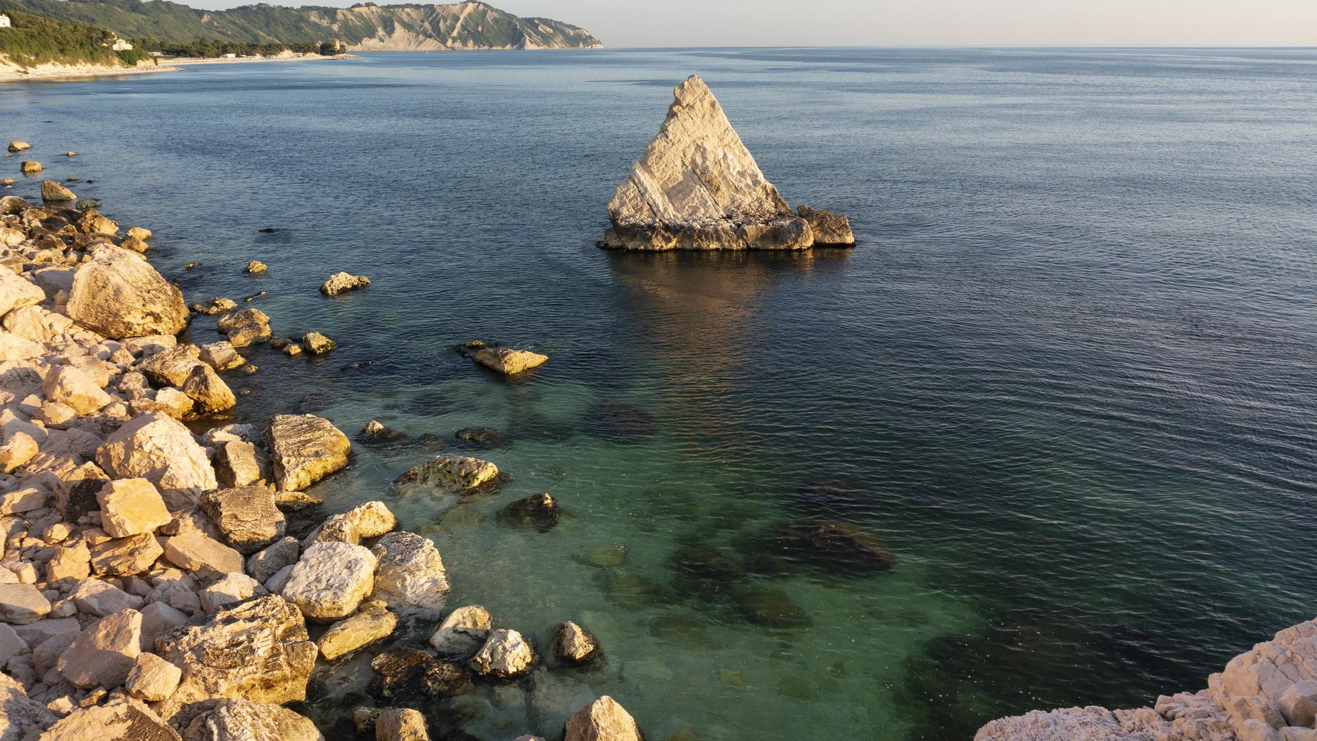 Portonovo – La Vela – © Sauro Strappato