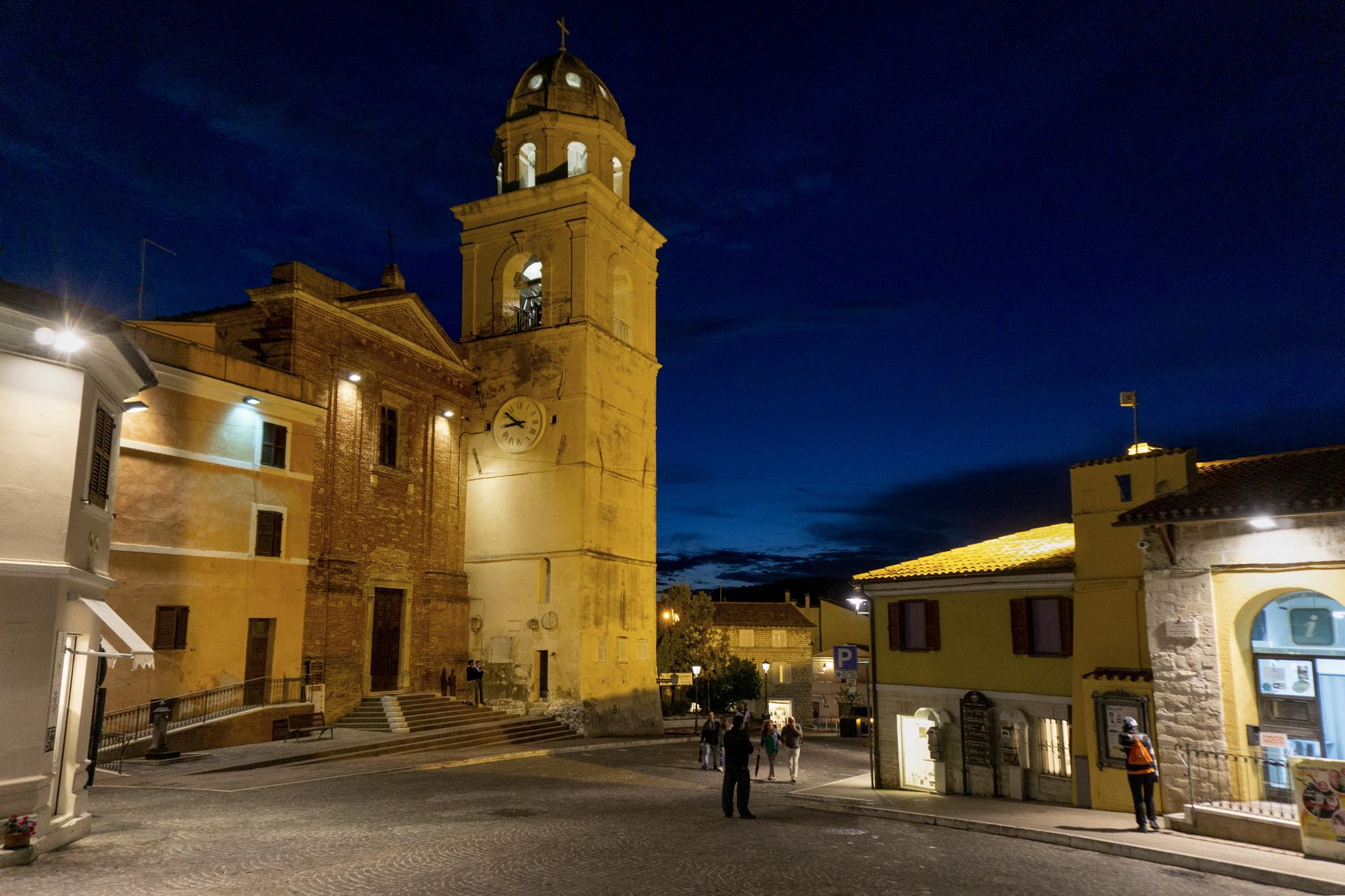 Sirolo, Chiesa di San Nicola di Bari © Sauro Strappato