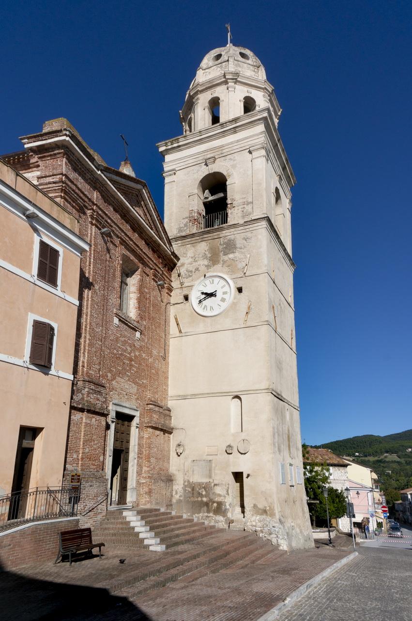 Sirolo, Chiesa di San Nicola di Bari 2 © Sauro Strappato