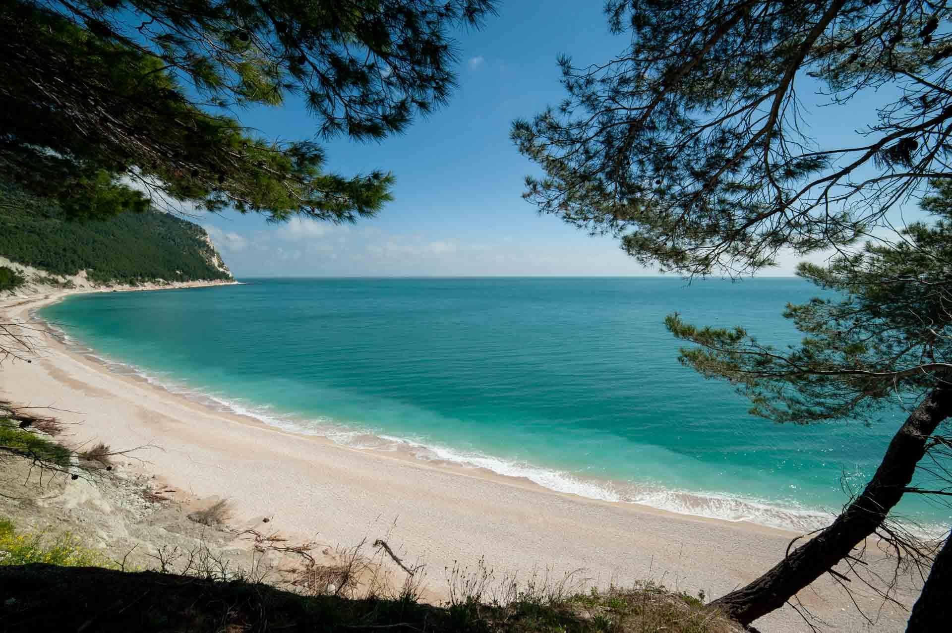 Spiaggia San Michele 2 © Sauro Strappato
