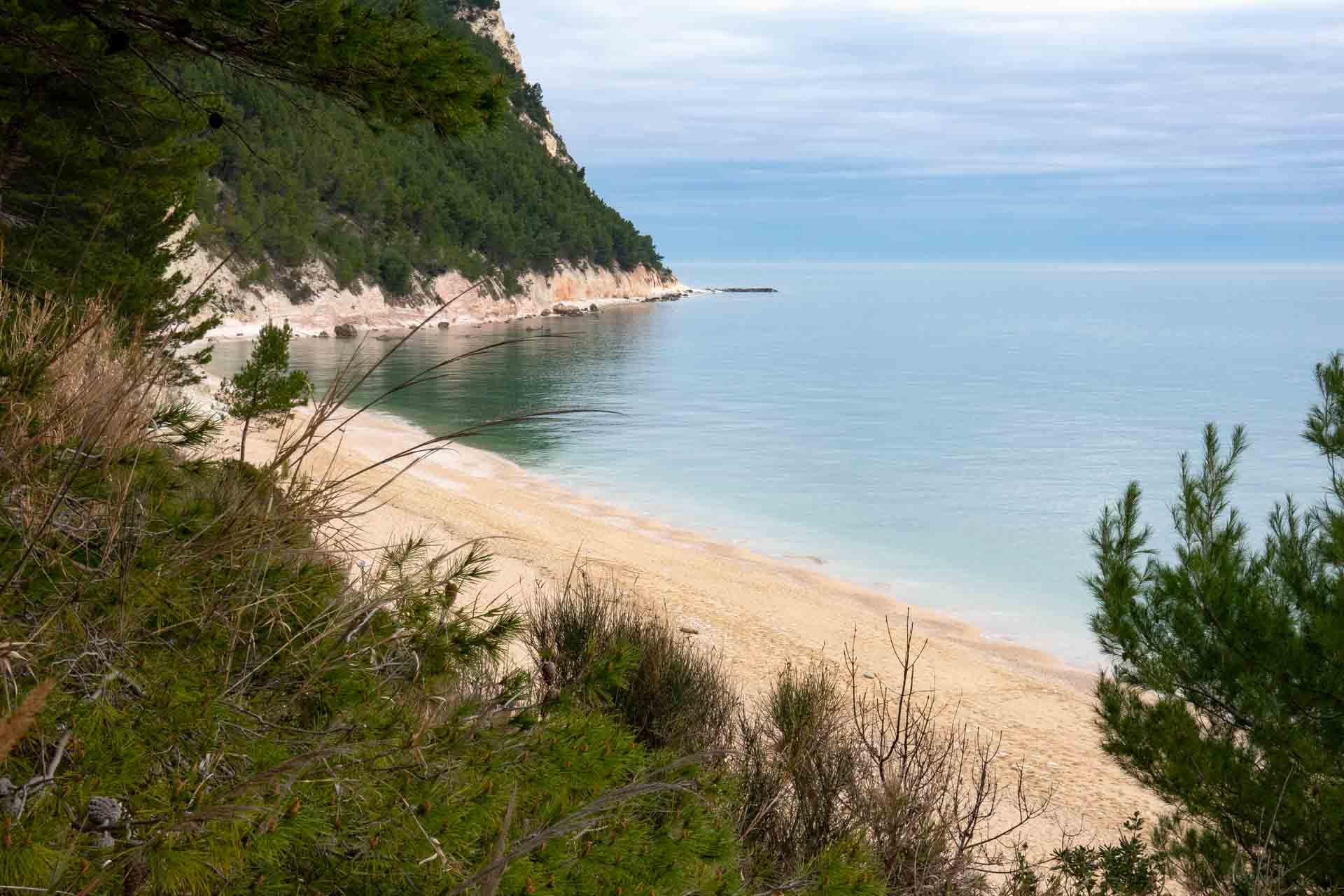Spiaggia Sassi Neri 1 © Sauro Strappato